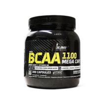 BCAA 1100 MEGA CAPS