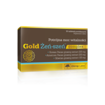 GOLD ZEN-SZEN COMPLEX