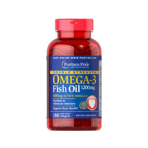 DOUBLE STRENGTH OMEGA-3 FISH OIL 1200mg