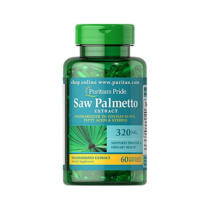 SAW PALMETTO STANDARIZED EXTRACT 320mg