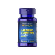 L-ARGININE L-ORNITHINE 1000mg/500mg
