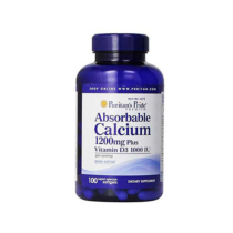 ABSORBABLE CALCIUM 1200mg & VIT D 1000IU