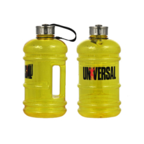 ANIMAL WATER BOTTLE - YELLOW