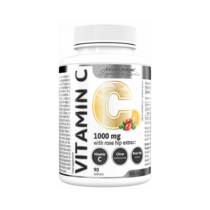 Vitamin C with Rose Hip Extract