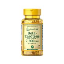 BETA - CAROTENE 25,000 IU