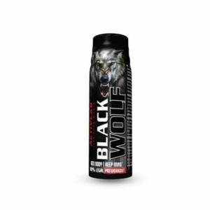 BLACK WOLF SHOT