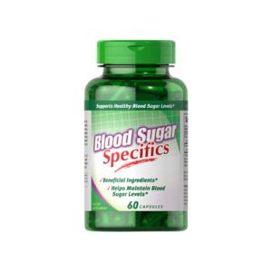 BLOOD SUGAR SPECIFICS WITH CINNAMON & CHROMIUM