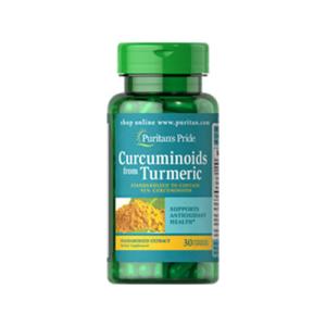CURCUMINOIDS FROM TURMERIC