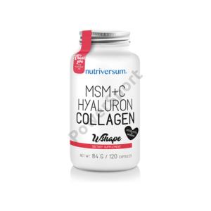 MSM + C HYALURON COLLAGEN