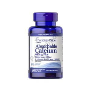 ABSORBABLE CALCIUM & MAGNESIUM & VITAMIN D 1000IU